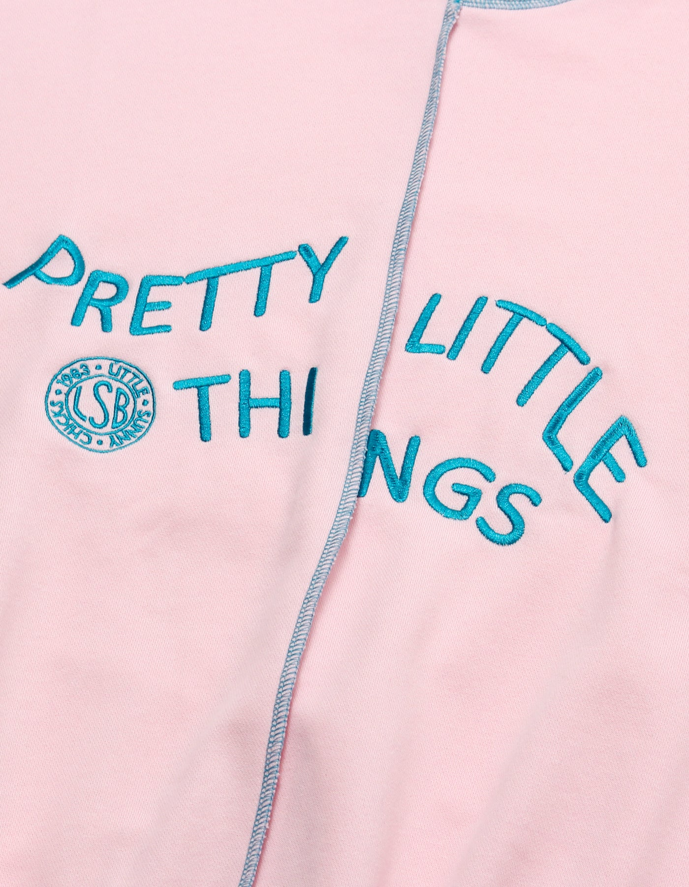 LSB sweat top / PINK