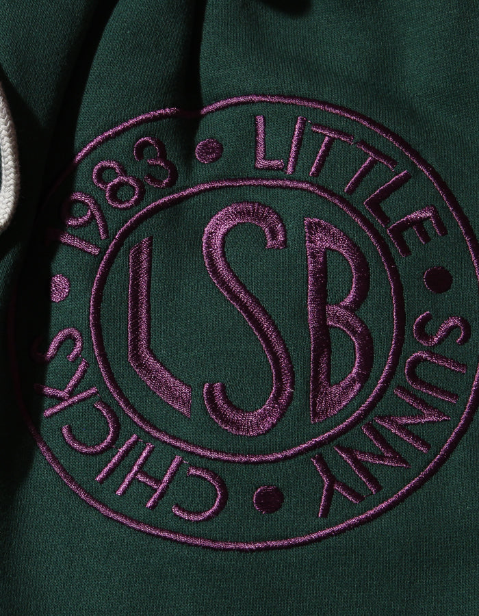 LSB logo sweat pants / GREEN