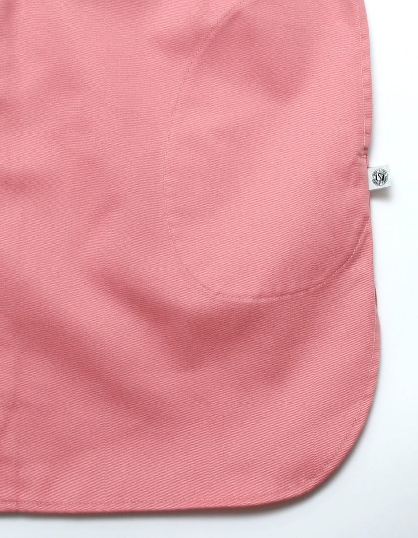 Dickes x little sunny bite shirts jacket / PINK