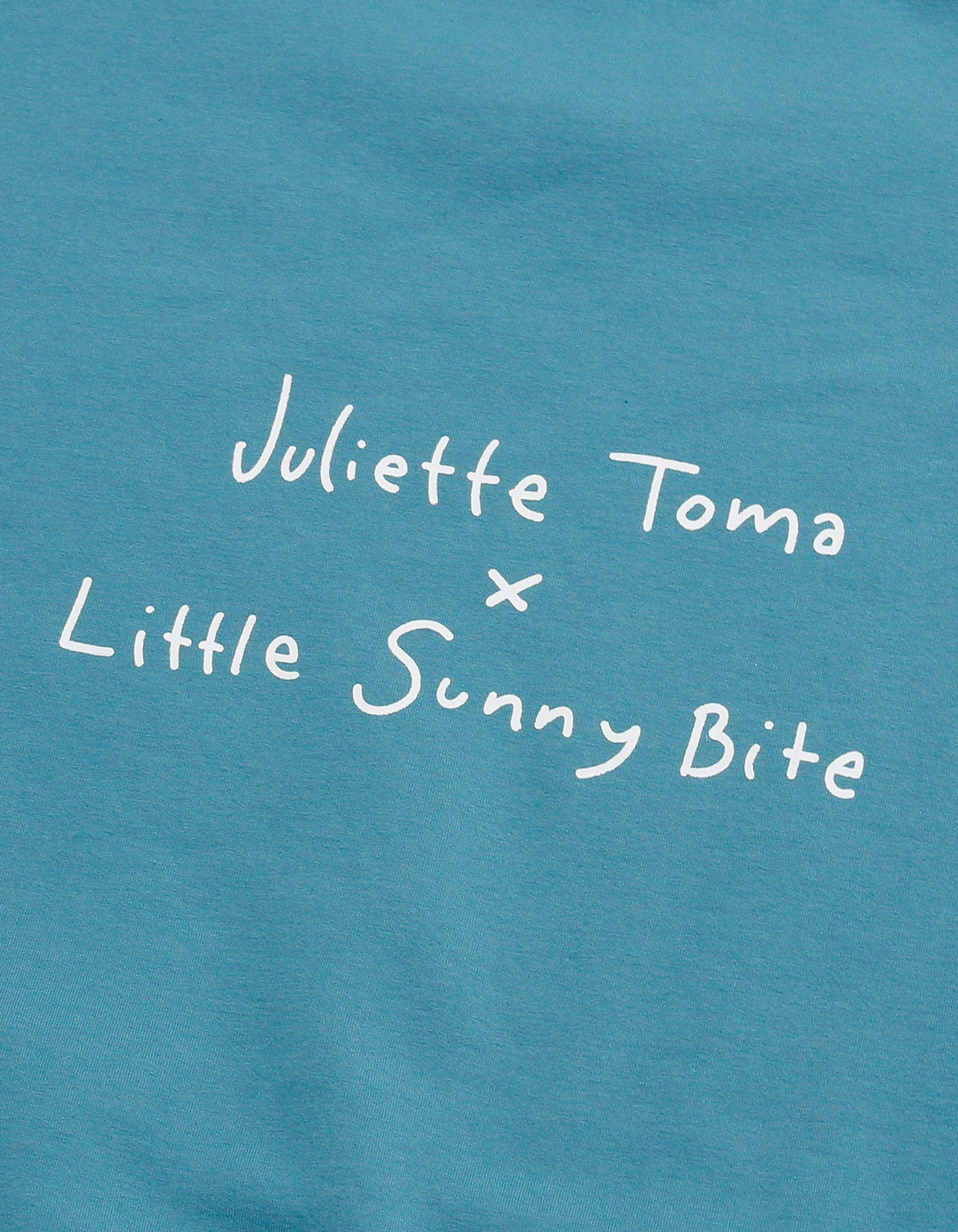 Very merry little sunny bite crew - favorite VHS sweat top / BLUE
