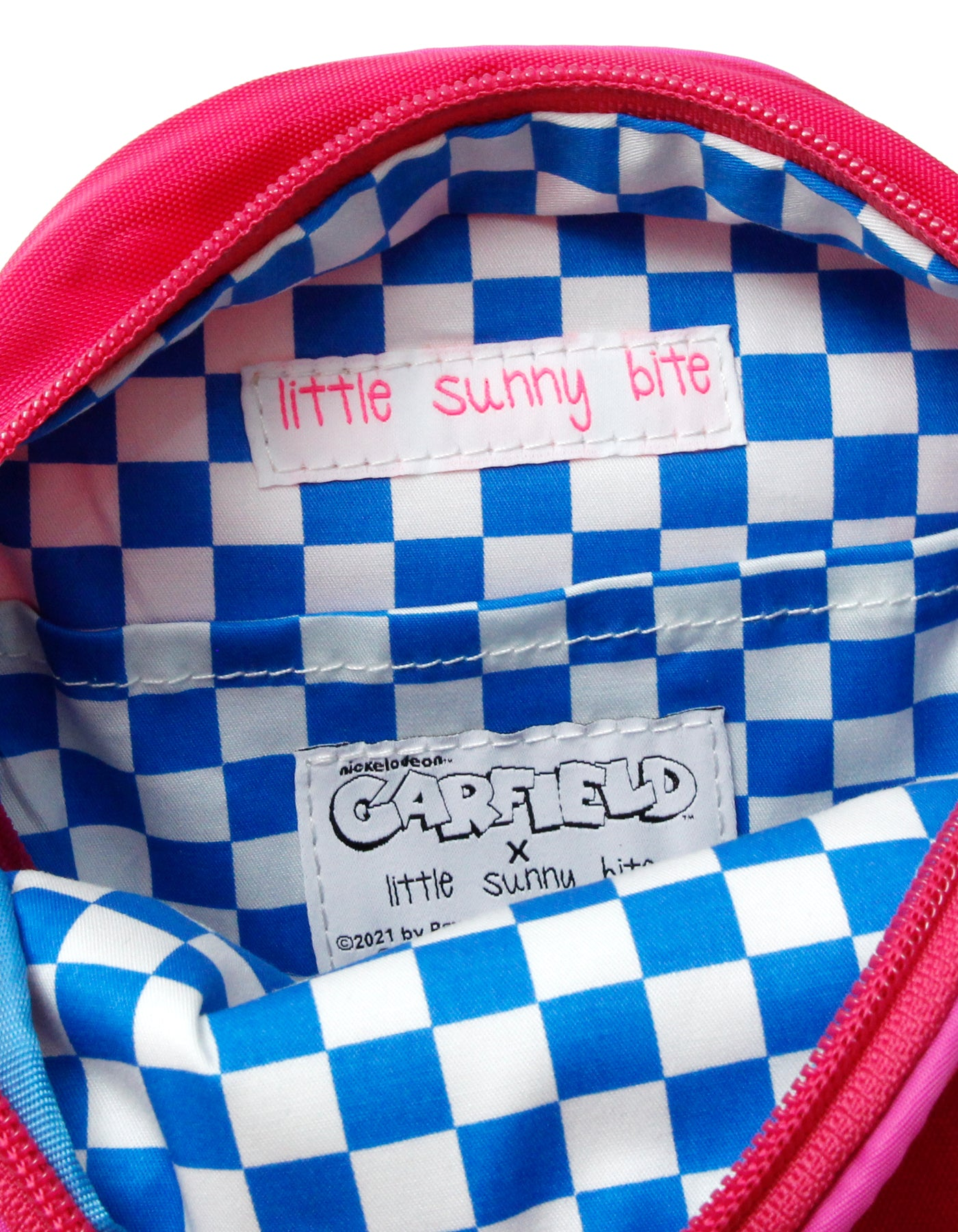 little sunny bite x Garfield mini bag / PINK
