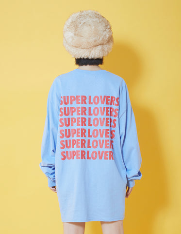 SUPER LOVERS LS TEE / SAX
