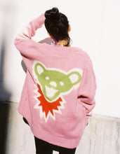 画像をギャラリービューアに読み込む, Grateful Dead x little sunny bite Knit cardigan / PINK
