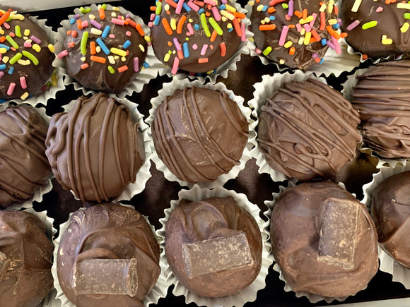 Chocolate Lovers Truffle Box