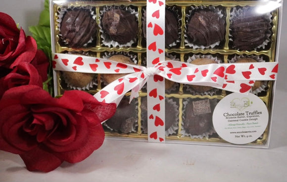 Bakers choice Assorted Truffle Box