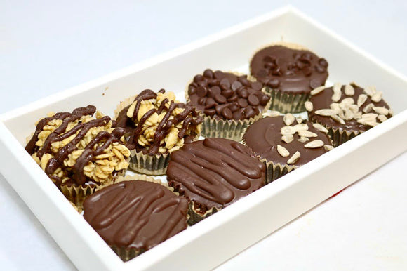 Assortment Fudge Gift Box - Emy Delights & Bites