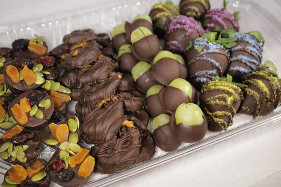 Chocolate & Fruit Platter
