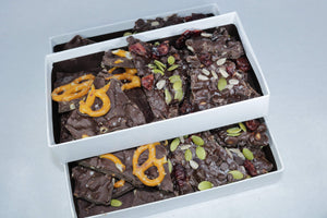 Assorted Bark gift pack - Emy Delights & Bites