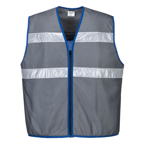 Cooling Safety Vest Up to 8 Hours of Evaporative Cooling