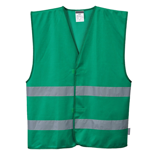 Best Green Safety Vest - Safety Vest Warehouse