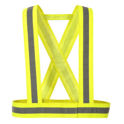 Hi Visibility Strap Adjustable - Safety Vest Warehouse
