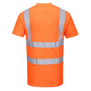 Hi Vis ANSI Class 2 Safety Shirt - Safety Vest Warehouse