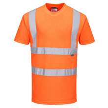 Load image into Gallery viewer, Hi Vis ANSI Class 2 Safety Shirt - Safety Vest Warehouse