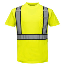 Load image into Gallery viewer, Class 2 Safety Shirt Hi Vis ANSI - Safety Vest Warehouse