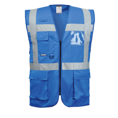 Colored Safety Vest Professional Executive Style - Safety Vest Warehouse