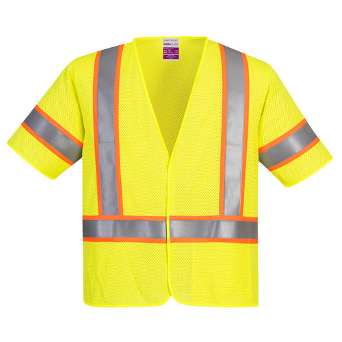 Flame Resistant Class 3 Mesh Safety Vest