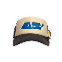 Load image into Gallery viewer, Brown Trucker Hat