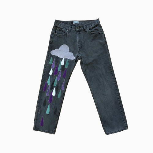 Purple Rain Denim - [1 of 1]