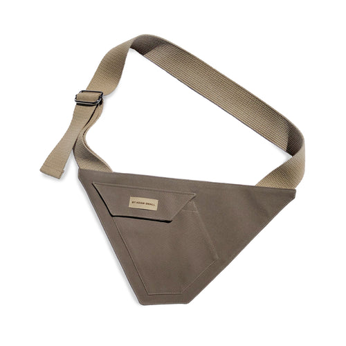 Side Bag in [BROWN]