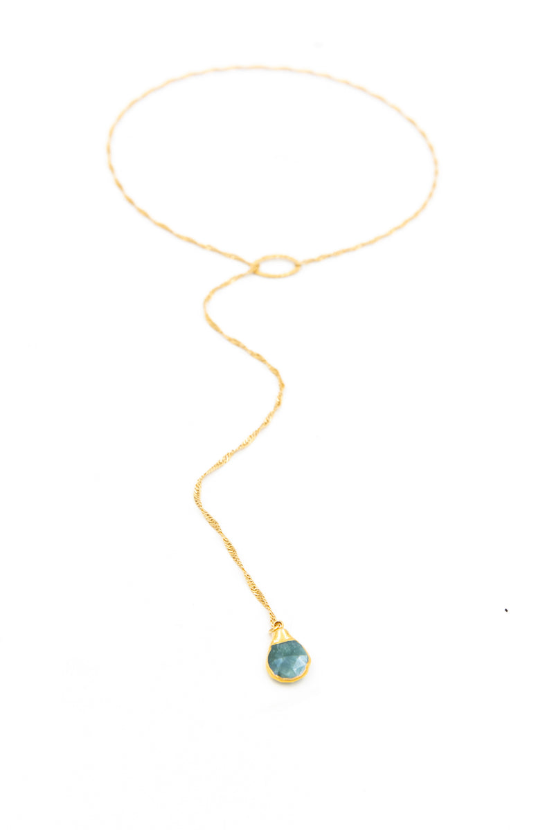 Amor Lariat Necklace