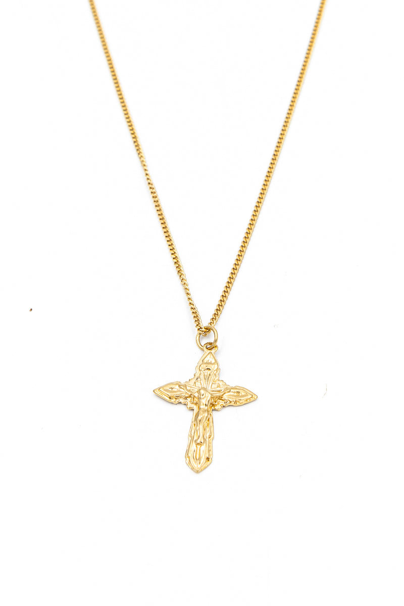 Ono Cross Necklace