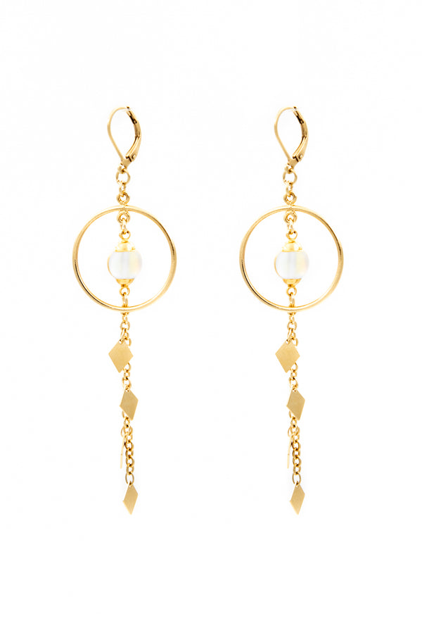Vienna Drop Earrings