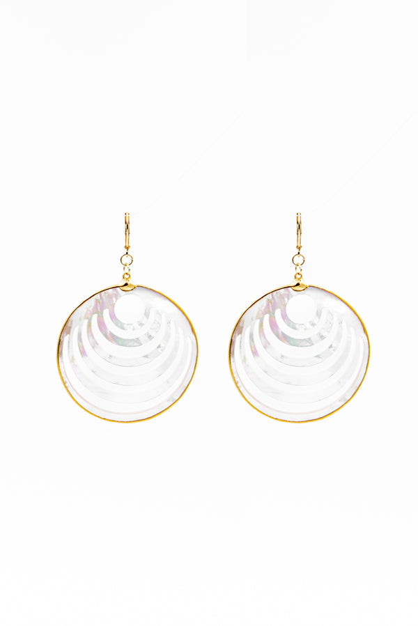 Salou Circle Earrings