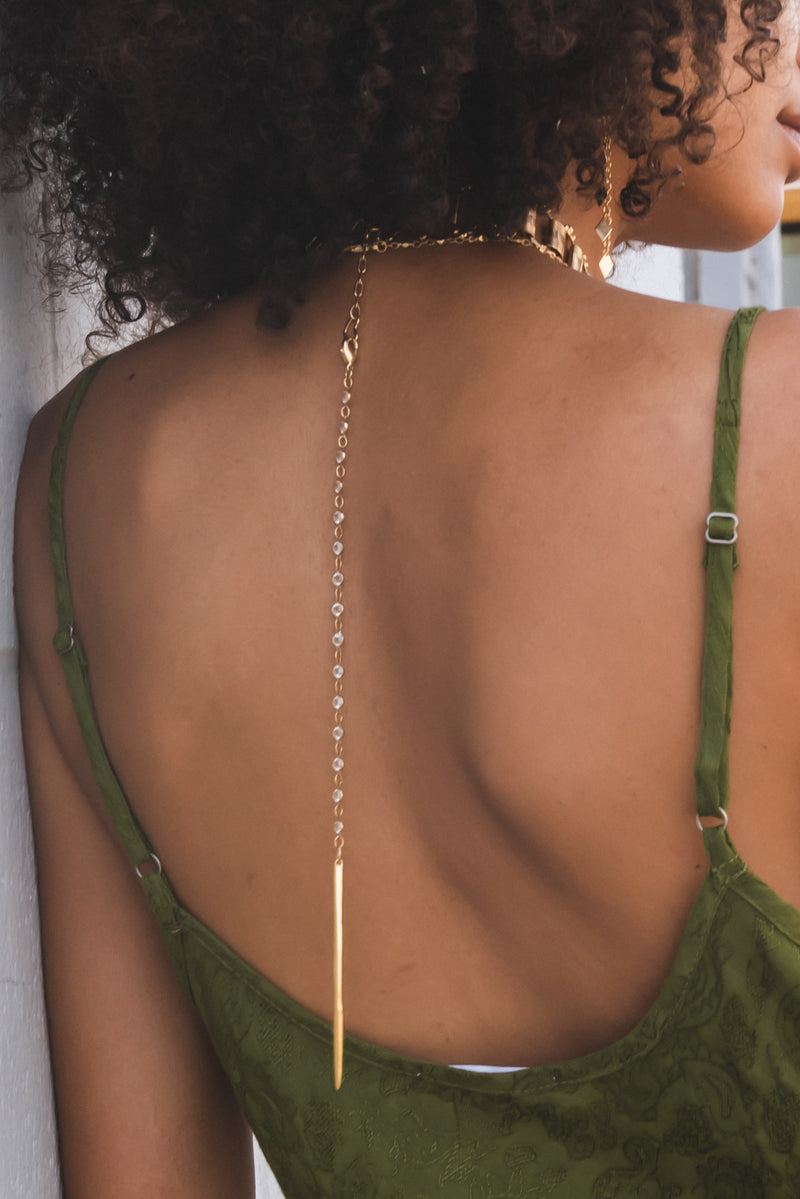 Vixen Back Chain