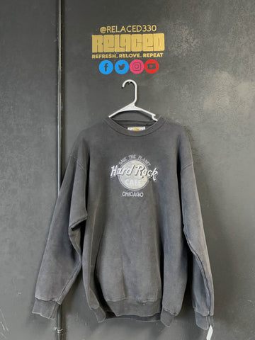Hard Rock Cafe Chicago Crewneck