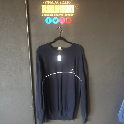 Nautica Navy Sweater