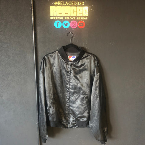 Swingster Black Jacket