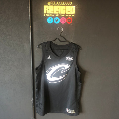 "Black LeBron James ""All Star"" Jersey"