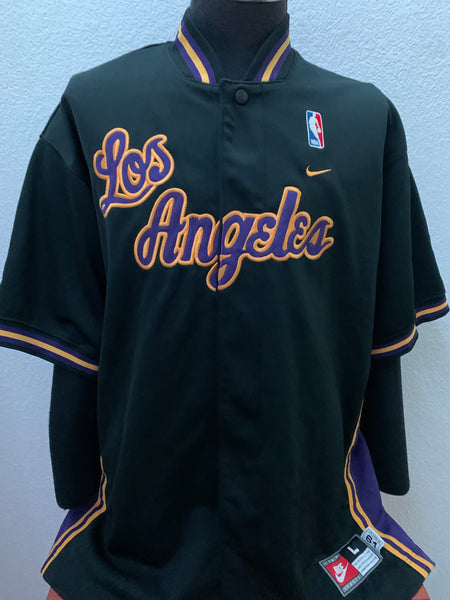Los Angeles Lakers 61' warm up