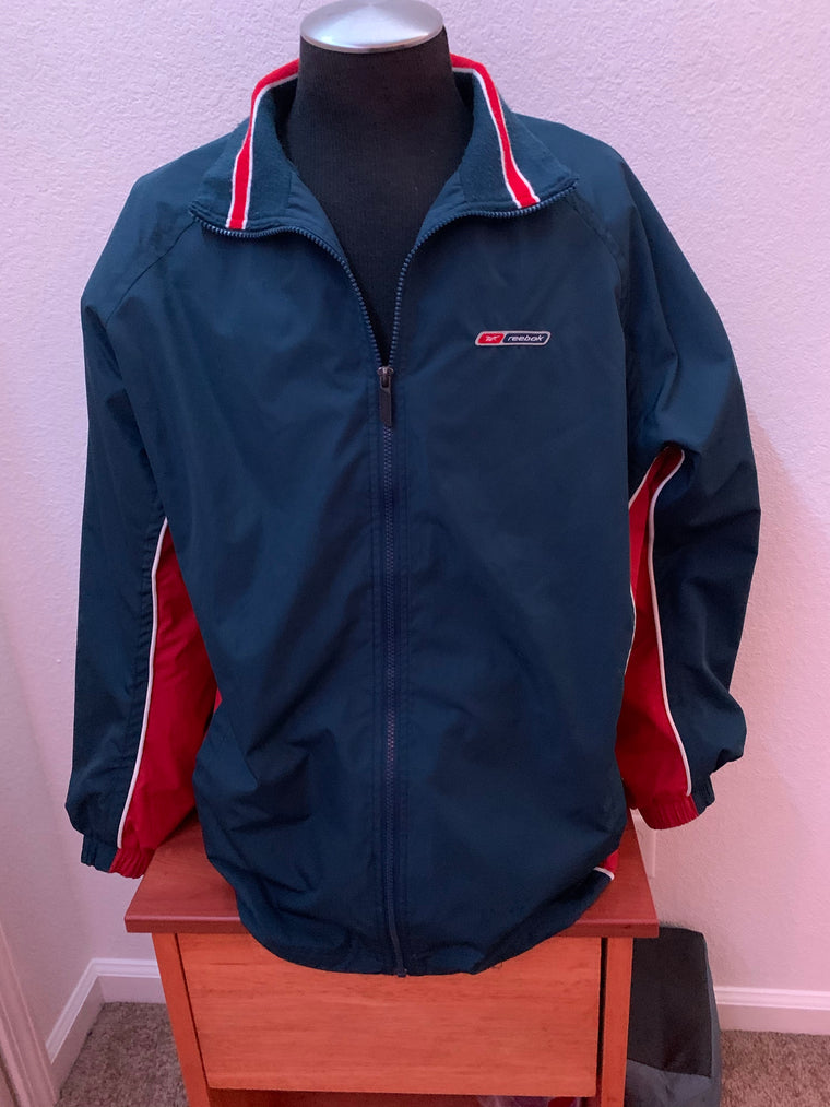 Vintage Rebok Windbreaker 2XL