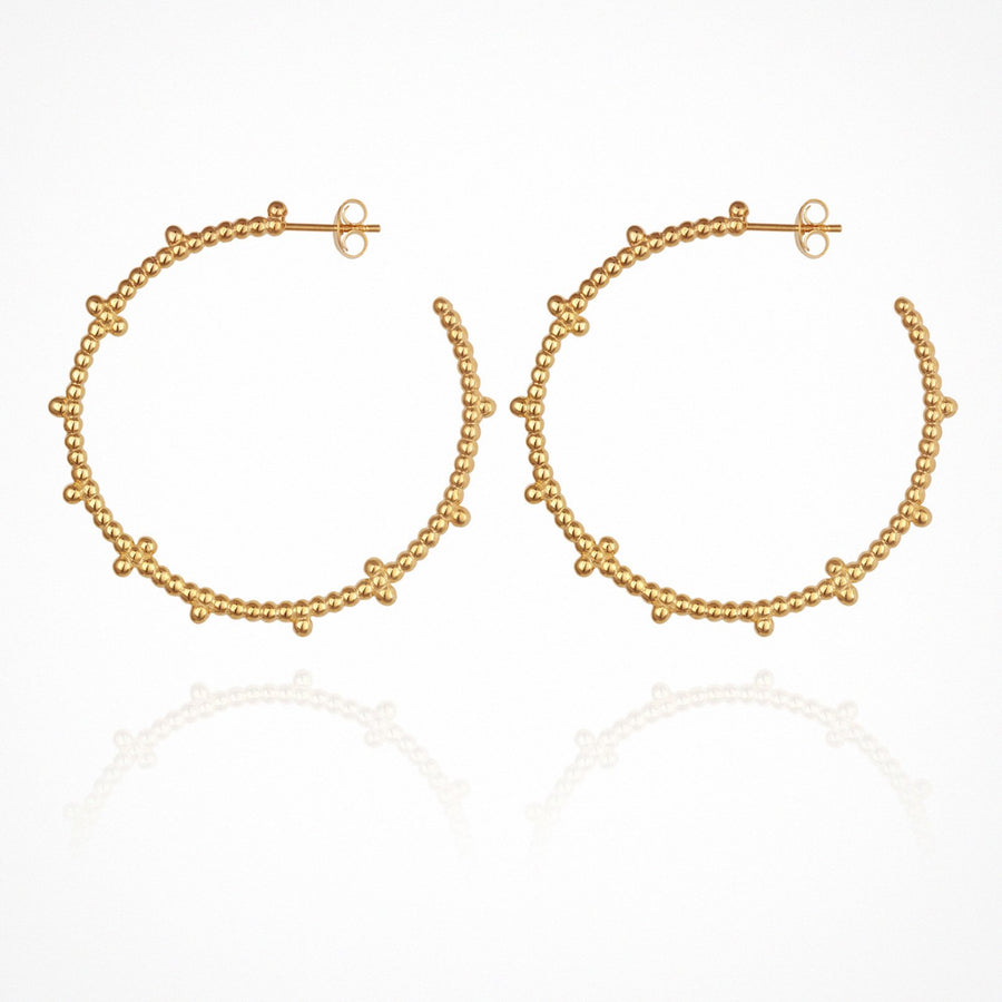 Anni Earrings Gold