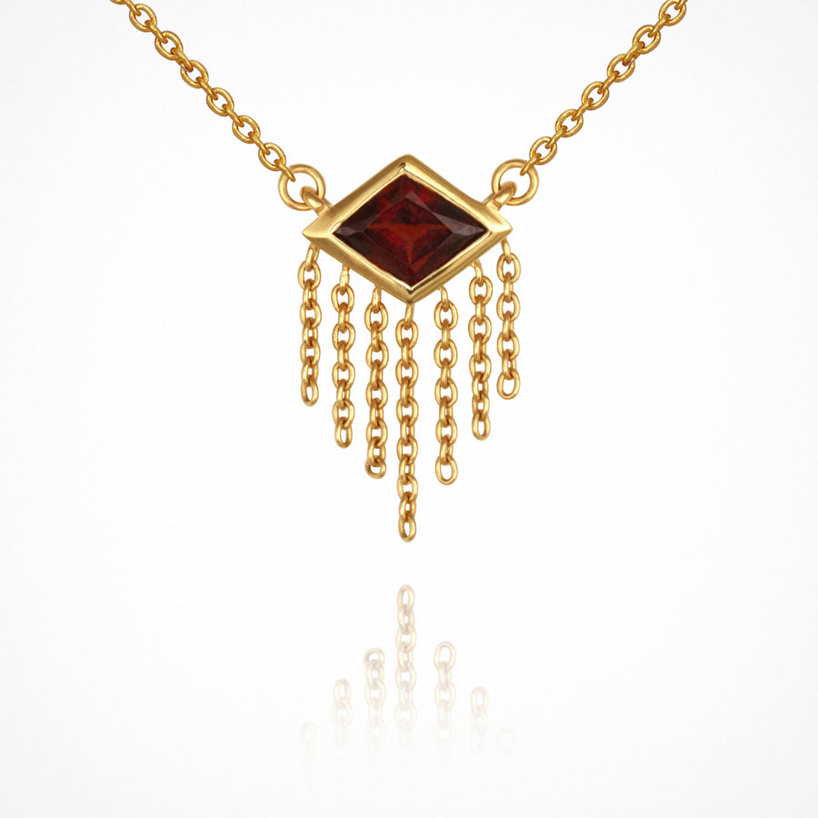 Jaya Necklace Gold