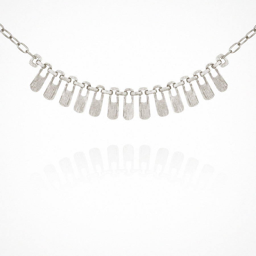 Larsa Necklace Silver