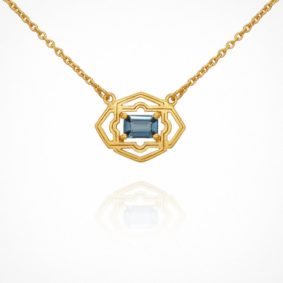 Marina Necklace Gold
