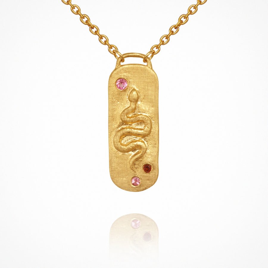 Neri Necklace Gold