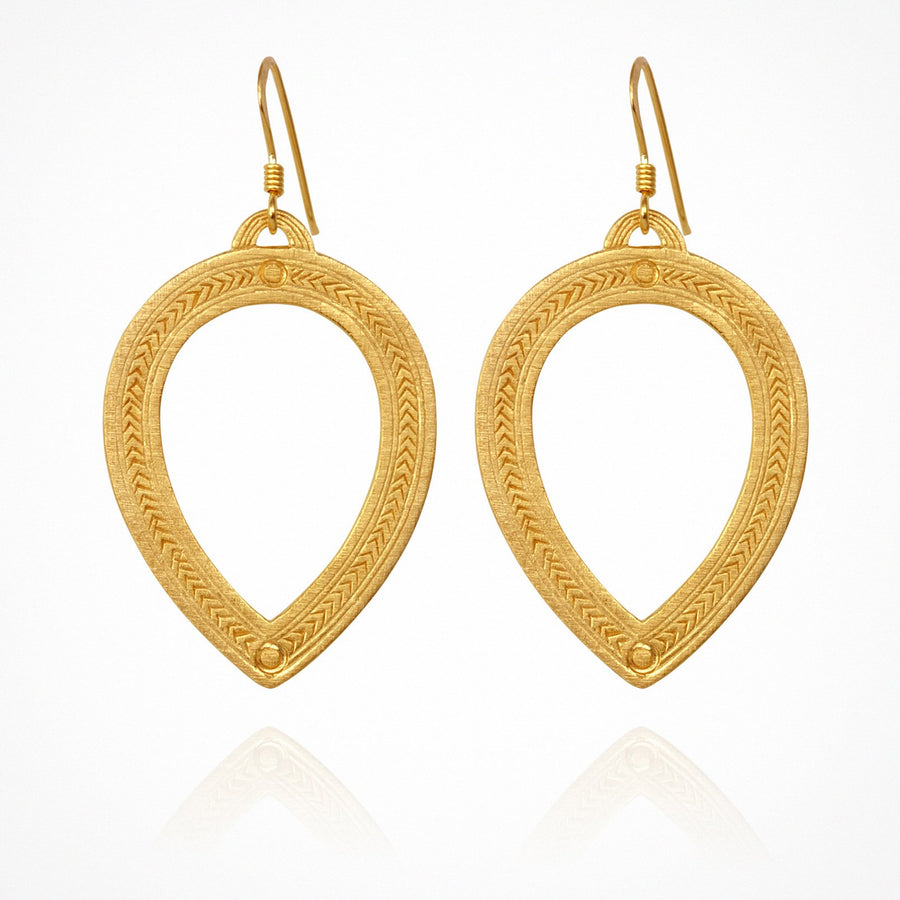 Padma Earrings Gold