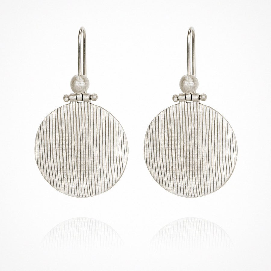 Rei Earrings Silver