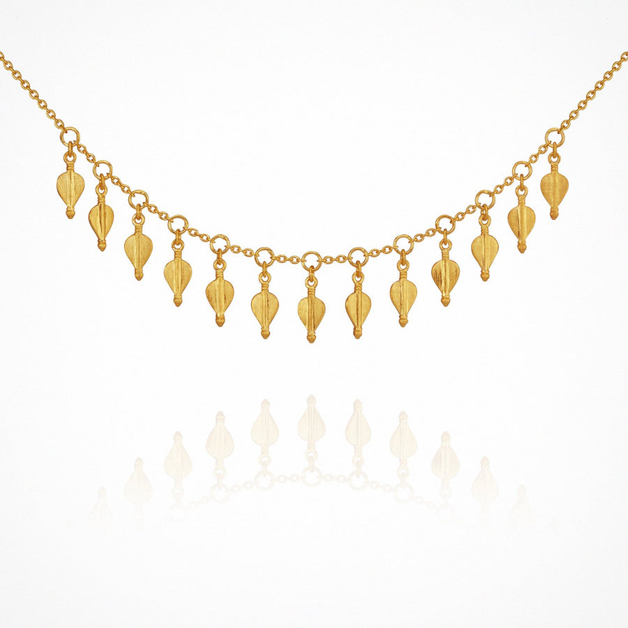 Rena Necklace Gold