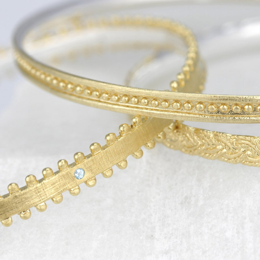 Ela Bangle Gold