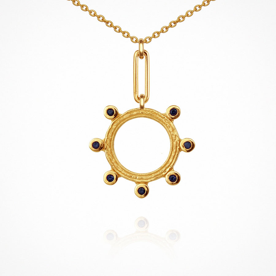 Zoe Necklace Gold