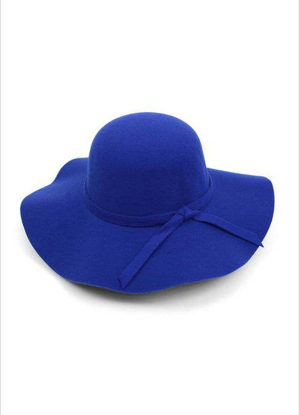 Floppy Hat-Blue