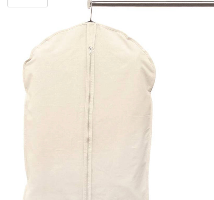 Cotton Fur Garment Bag