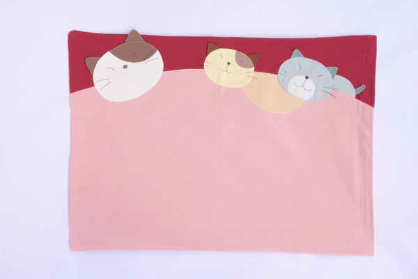 Cat-Nap Pillowcase