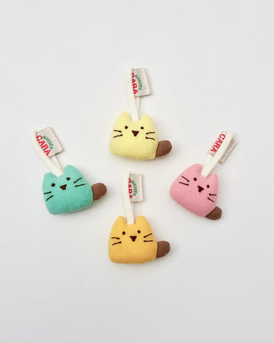 Itsy-Cats Zipper Charms
