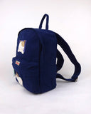 Brand New Day Mini Backpack (Navy Blue)