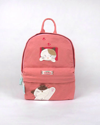 Brand New Day Mini Backpack ( Blush Pink)